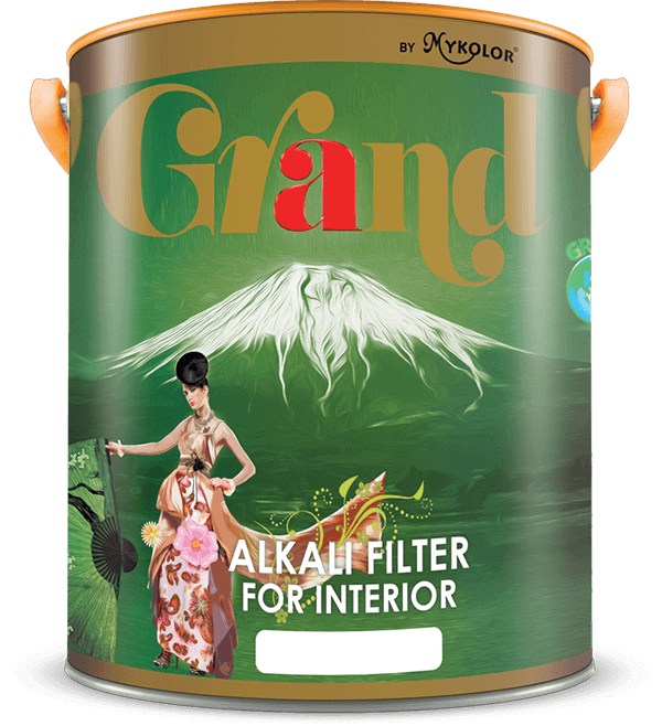 MYKOLOR GRAND | ALKALI FILTER | FOR INTERIOR
