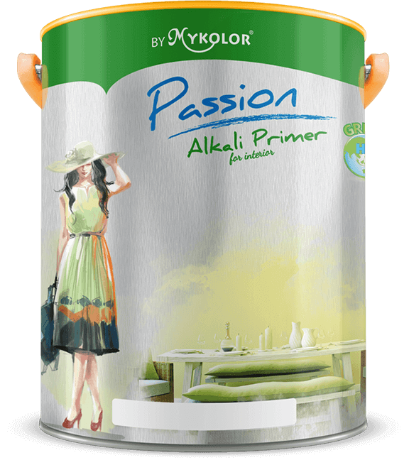 MYKOLOR PASSION | ALKALI PRIMER | FOR INTERIOR