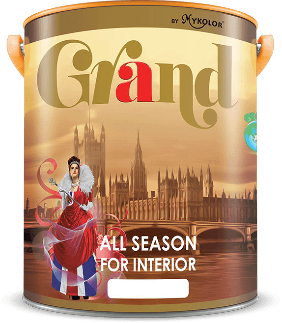 MYKOLOR GRAND | ALL SEASON | FOR INTERIOR