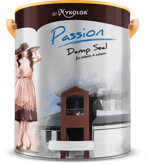 MYKOLOR PASSION | DAMP SEALER | FOR EXTERIOR & INTERIOR