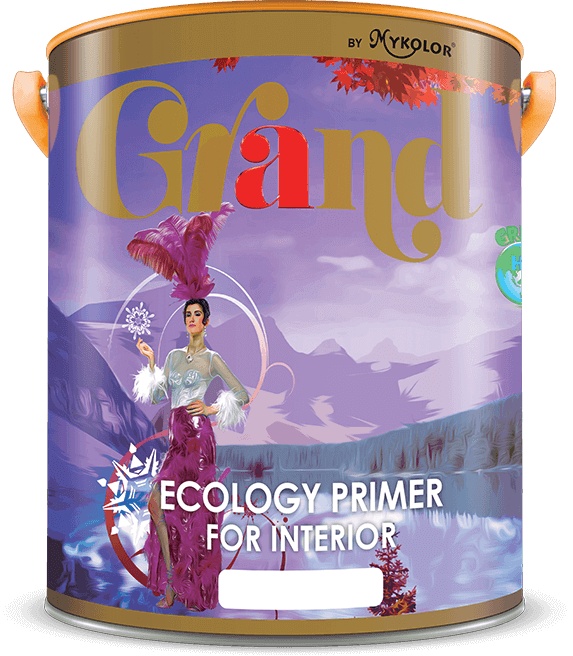 MYKOLOR GRAND | ECOLOGY PRIMER | FOR INTERIOR