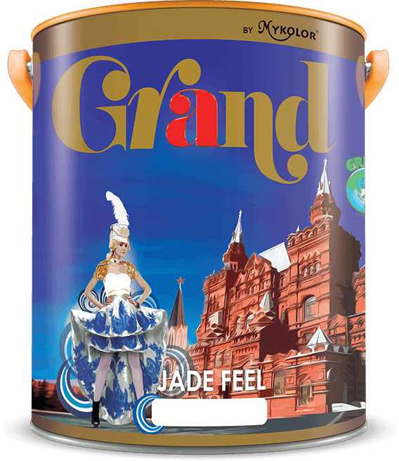 MYKOLOR GRAND | JADE FEEL