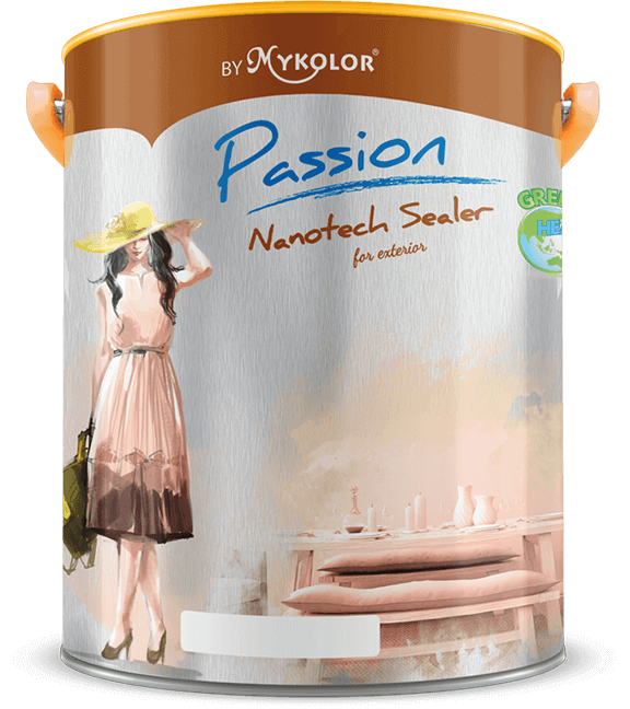 MYKOLOR PASSION | NANOTECH SEALER | FOR EXTERIOR