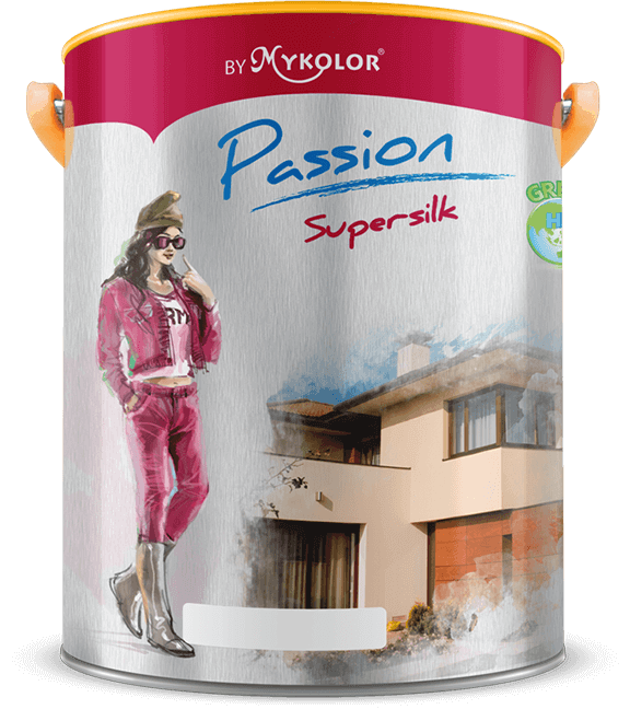 MYKOLOR PASSION  SUPERSILK