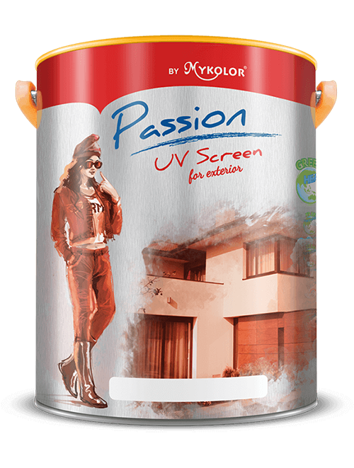 MYKOLOR PASSION  UV SCREEN  FOR EXTERIOR