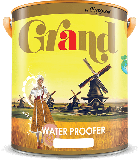 MYKOLOR GRAND | WATER PROOFER