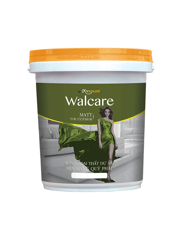 MYKOLOR WALCARE | MATT | FOR EXTERIOR