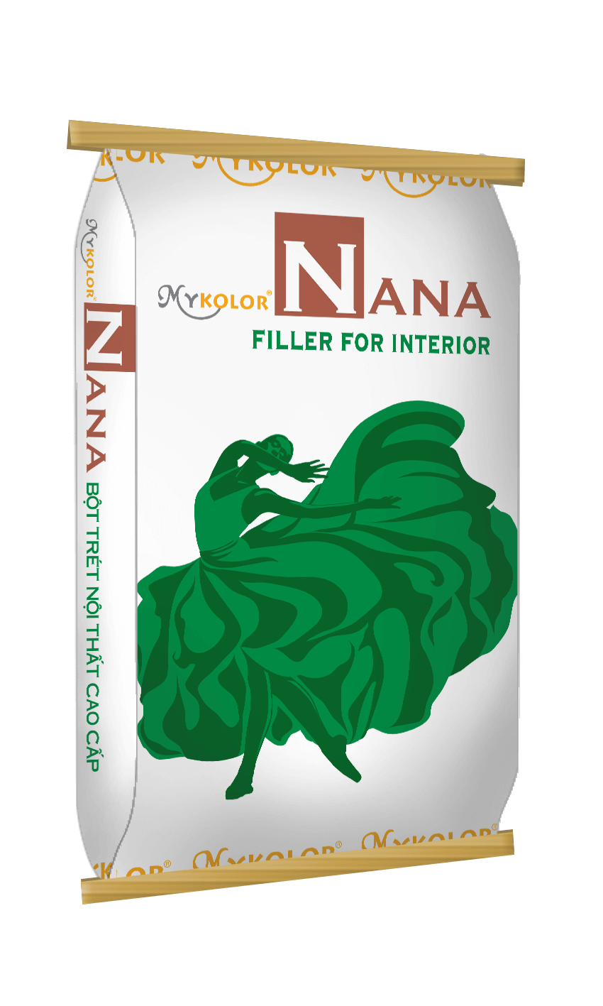 MYKOLOR NANA | FILLER | FOR INTERIOR