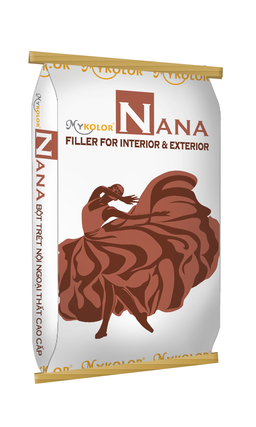 MYKOLOR NANA | FILLER | FOR INTERIOR & EXTERIOR