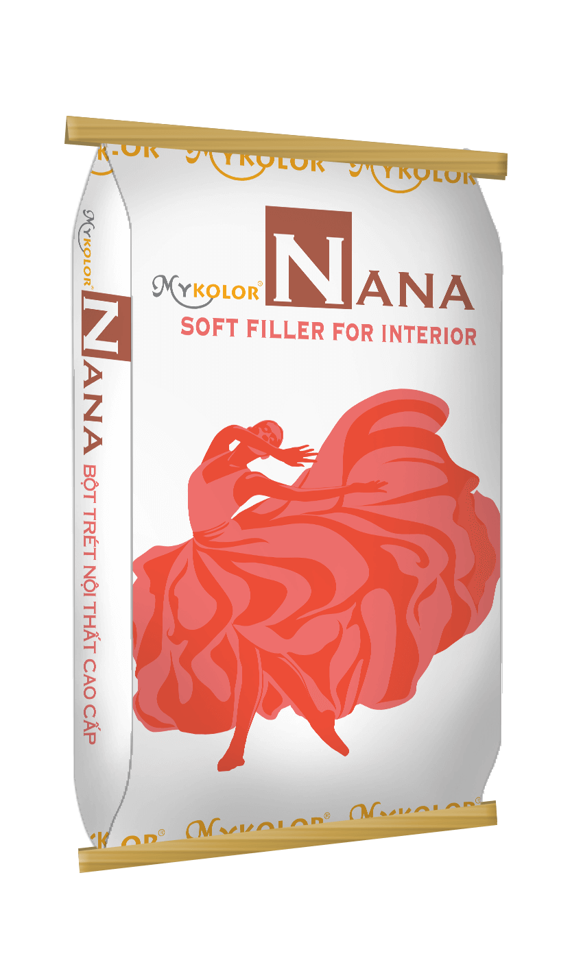 MYKOLOR NANA | SOFT FILLER | FOR INTERIOR