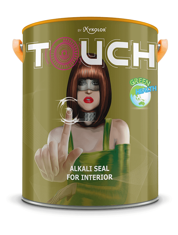 MYKOLOR TOUCH | ALKALI SEAL | FOR INTERIOR