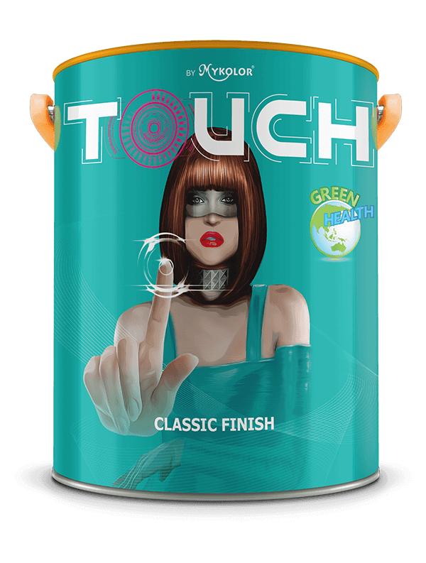 MYKOLOR TOUCH  CLASSIC FINISH