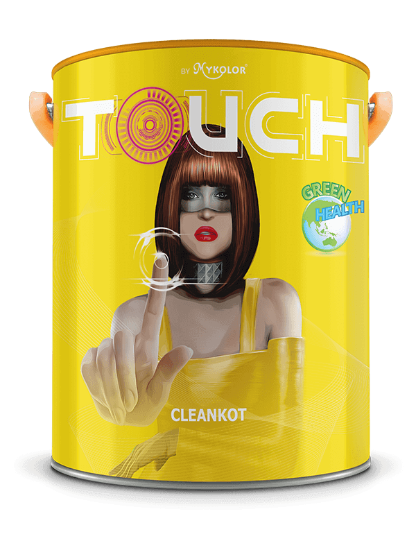 MYKOLOR TOUCH | CLEANKOT