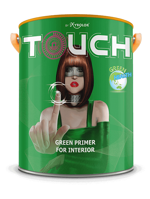 MYKOLOR TOUCH | GREEN PRIMER | FOR INTERIOR