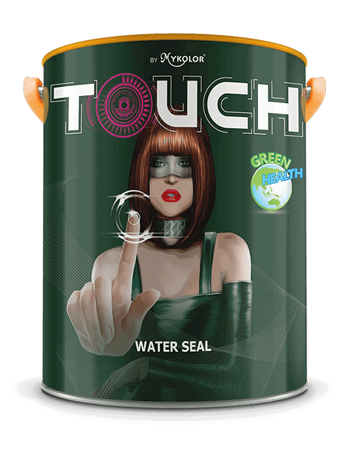 MYKOLOR TOUCH | WATER SEAL
