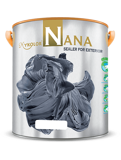 MYKOLOR NANA | SEALER | FOR EXTERIOR
