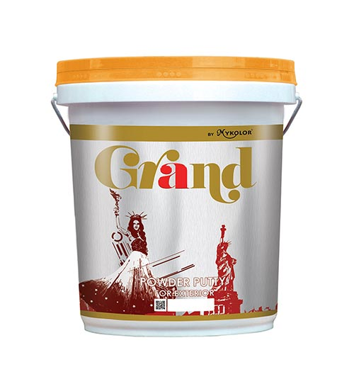 MYKOLOR GRAND | POWDER PUTTY | FOR EXTERIOR