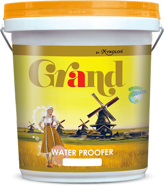 MYKOLOR GRAND | WATERPROOF CEMENT-BASED | FOR EXTERIOR