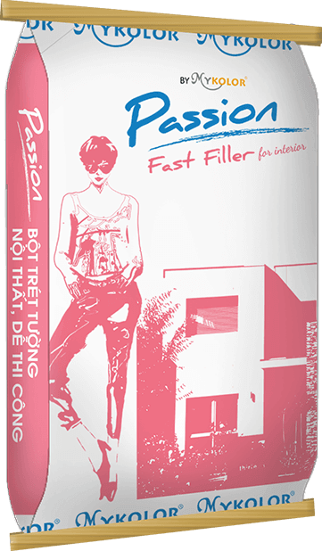 MYKOLOR PASSION | FAST FILLER | FOR INTERIOR