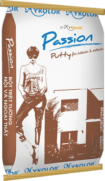 MYKOLOR PASSION | PUTTY | FOR INTERIOR & EXTERIOR