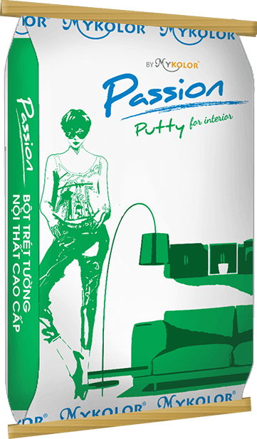 MYKOLOR PASSION | PUTTY | FOR INTERIOR