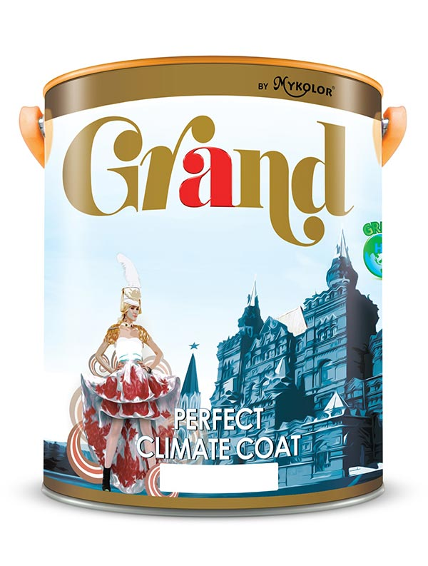 MYKOLOR GRAND  PERFECT CLIMATE COAT