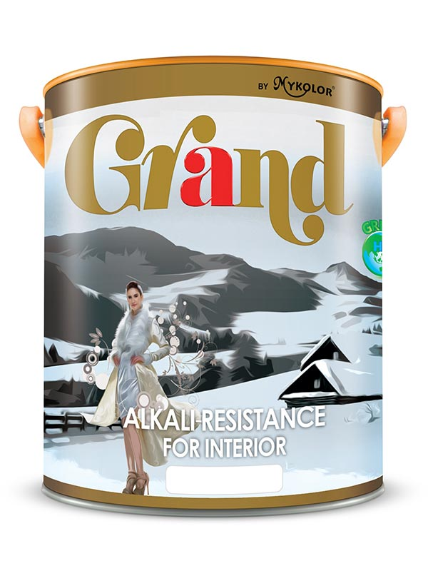 MYKOLOR GRAND | ALKALI RESISTANCE | FOR INTERIOR