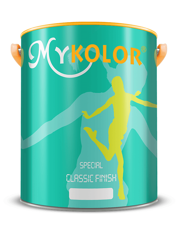 MYKOLOR | SPECIAL | CLASSIC FINISH