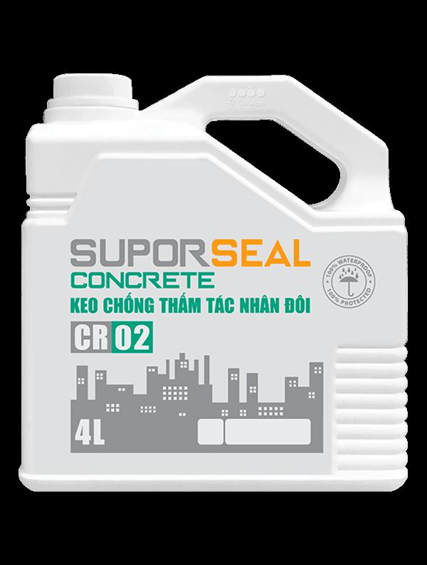 SUPORSEAL  CONCRETE  CR02