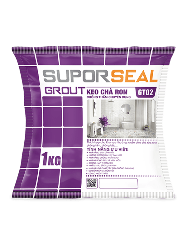 SUPORSEAL  GROUT  GT02