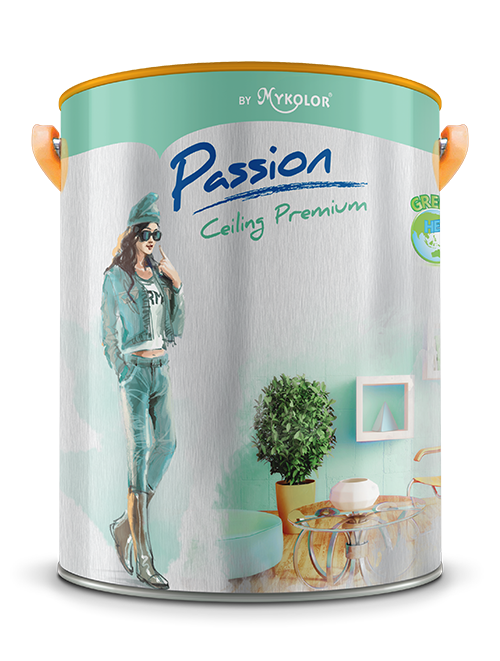 MYKOLOR PASSION | CEILING PREMIUM
