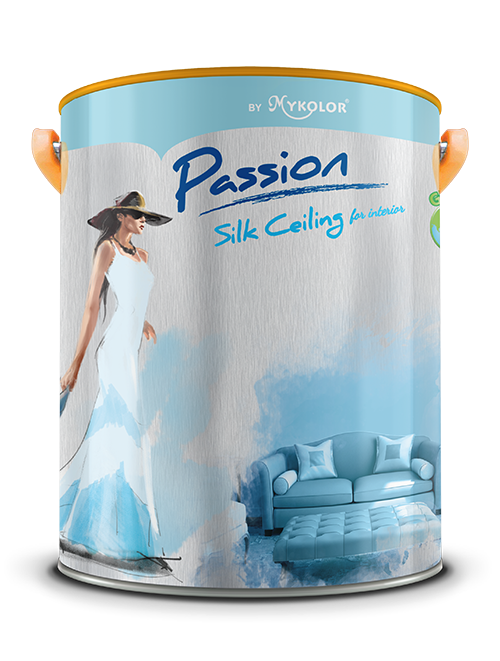 MYKOLOR PASSION | SILK CEILING | FOR INTERIOR