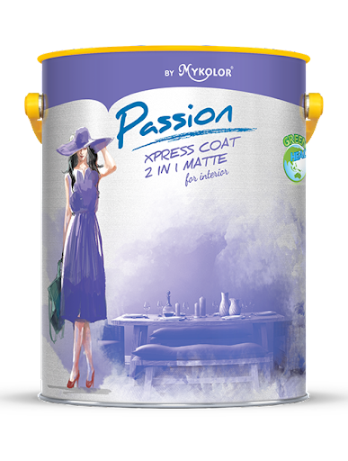 Mykolor Passion Xpress Coat 2 in 1 Matte For Interior